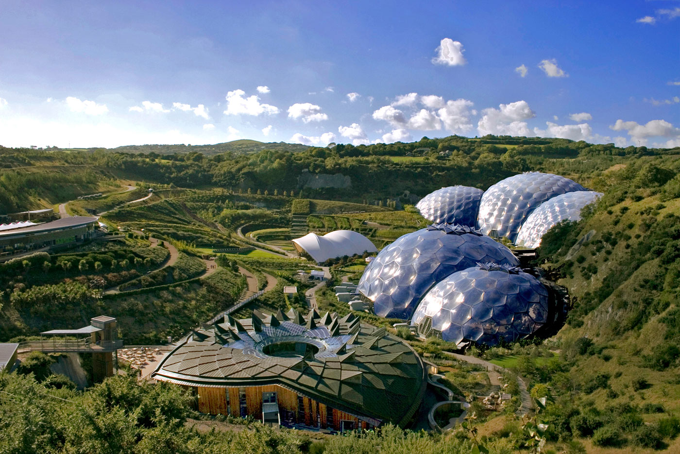 eden project accommodation cornwall